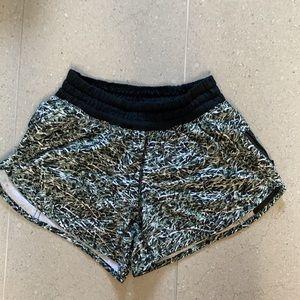 ECU Lululemon tracker Shorts